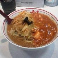 蒙古タンメン仲本【池袋】辛くて美味いラーメンで評判