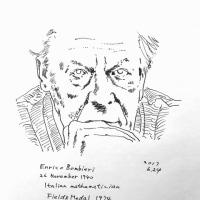 20170624 Enrico Bombieri