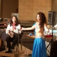 沼津KEYAKI ベリーダンス・ショーでした。