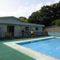 水泳指導の準備