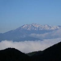 17年5/27~今日の御嶽山~木曽駒ケ岳~新緑