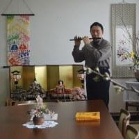 春の しの笛演奏会  祇園小唄
