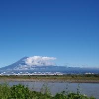 10/18の富士山