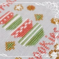 Christmas Cookies ~ Country Cottage Needleworks