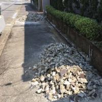 外回りのブロック塀をリニューアル 千葉 印西