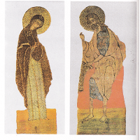 ウクライナ刺繍の本から