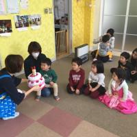 【開催】『3月☆お誕生会』
