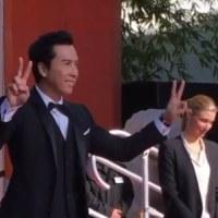 THIS IS 甄子丹(96)ドニー兄貴がハリウッドに手形を刻む!!