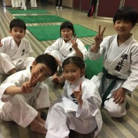 全日本少年少女空手道大会新潟県予選会