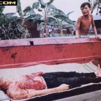 ベトナム戦争での朝鮮屑の残虐振り
