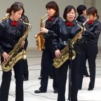 松江イングリッシュガーデンコンサート終了しました!