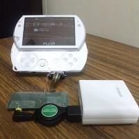 PSPgo充電問題を解決する!