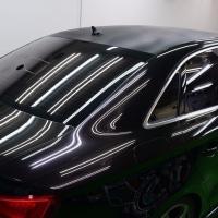 アウディ・S3 ルーフラッピング