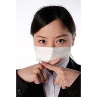 インフルエンザ、今季初の注意報レベルに
