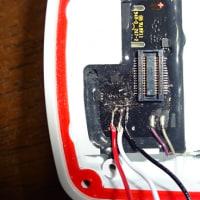 Edge 800J バッテリー交換