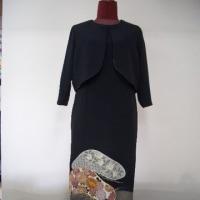 留袖から晴れの日ドレス(オーダー)