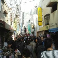 12月4日(日)……大江戸問屋祭りと渋谷の青のイルミネーション