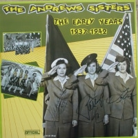 The Andrews Sisters 1937-1942