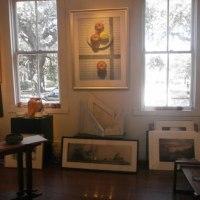 ニューオーリンズのギャラリー訪問