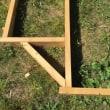 ヒノキのウッドデッキを作りました~7