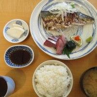 松輪サバと高級魚メヌケランチ♪