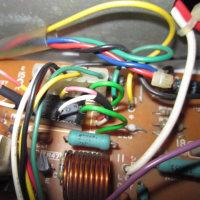 PMA-530のRL2を取り替えて修理完了
