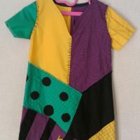 サリーのドレス