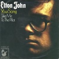 No.042 エルトン・ジョン/僕の歌は君の歌 (1970)