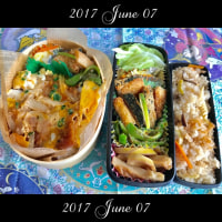 6月7日(水)のお弁当