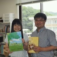 卒業生Cさん来訪(2017年6月26日)