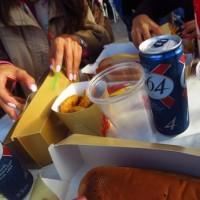 パリのディズニーランドで何食べる?