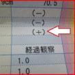 ガーン!尿潜血(+)って・・・