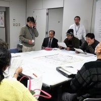 2月19日(日)地域避難所開設訓練