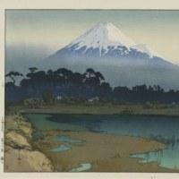 ひとり喜びながら仕事に打ち込む──北大路魯山人と木版画家・吉田博