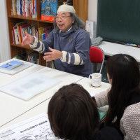2017年3月26日(日)絵本ゆっくりAクラス・WAKKUN先生の授業内容