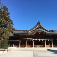 2016.12.08  思い立って急遽寒川神社