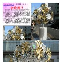 散策 「東京南東部-241」 銀座通り