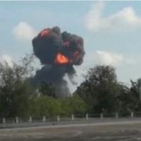 タイで航空ショーの戦闘機が墜落し死亡した