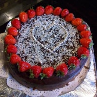 還暦祝ケーキ