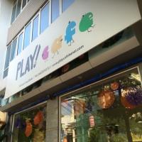 【子供の遊び場】Play cafe