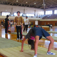 日記(10.23)体操教室「競技会」