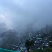 インドの山奥で In the heart of the mountains in North India
