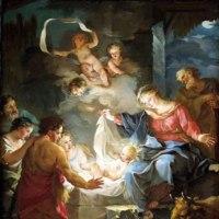 聖書三昧・・・『花金』。 そして 『主は輝きをもって来られる。』