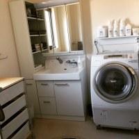 洗面所収納の見直しをしてから、、、その後2