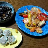 1月12日(木)野菜の甘酢