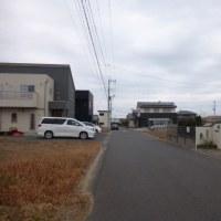 那珂市菅谷バイパスセブン近く売地