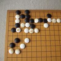 囲碁死活1473囲碁発陽論