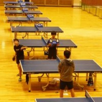 卓球部 第10回しずおかスポーツフェスティバル中部地区大会