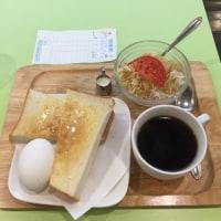 モーニング日記 瓢箪山喫茶MICHI