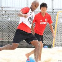 明日から沖縄県でWorld Cup壮行試合!